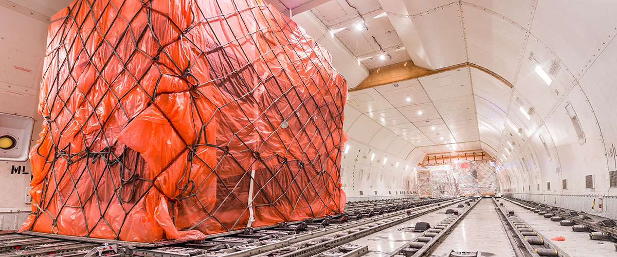 Heavy and Outsized Cargo Charters