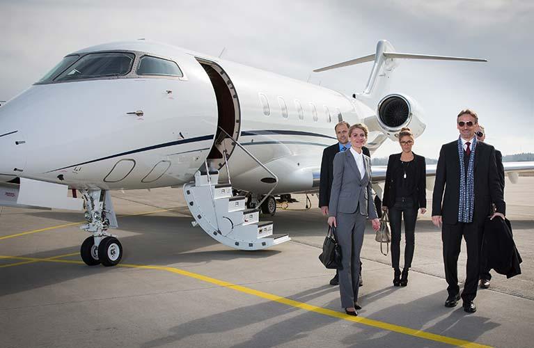 Corporate Private Jet Rentals