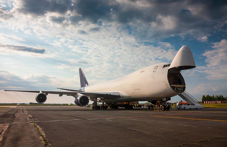 Heavy Cargo - Government Air Charters
