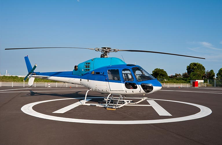 Helicopters - Government Air Charters