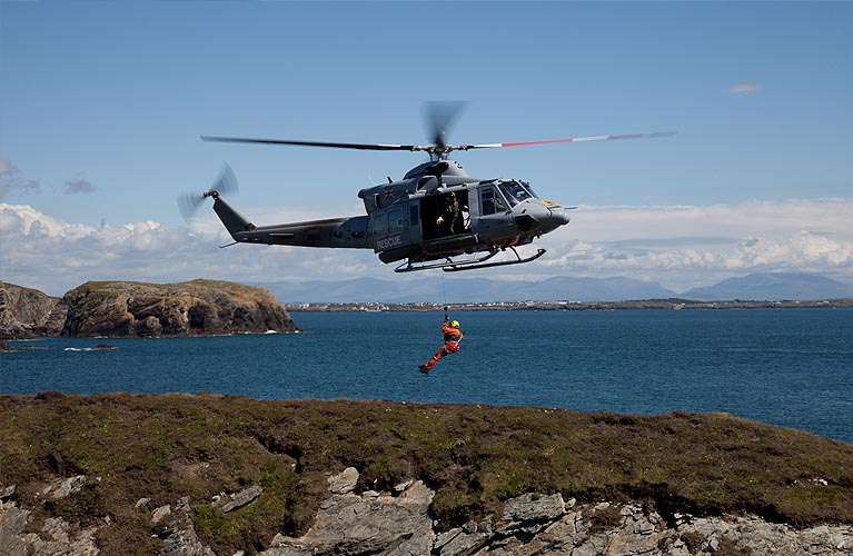 Search and Rescue - Government Air Charters