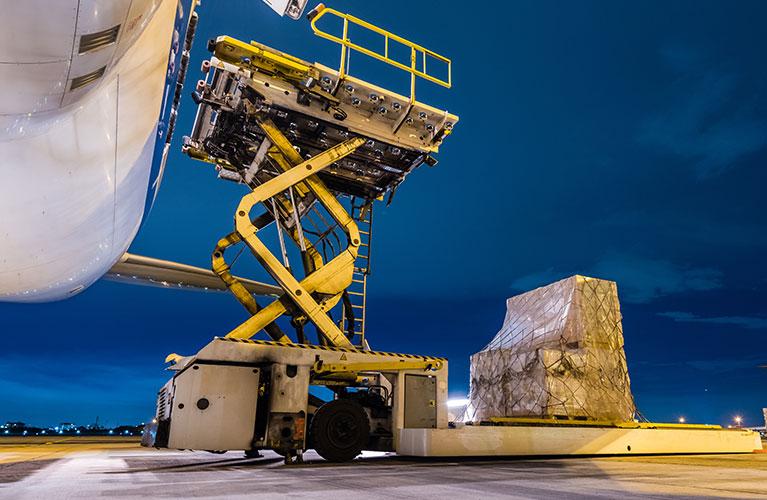 Heavy Cargo Charters