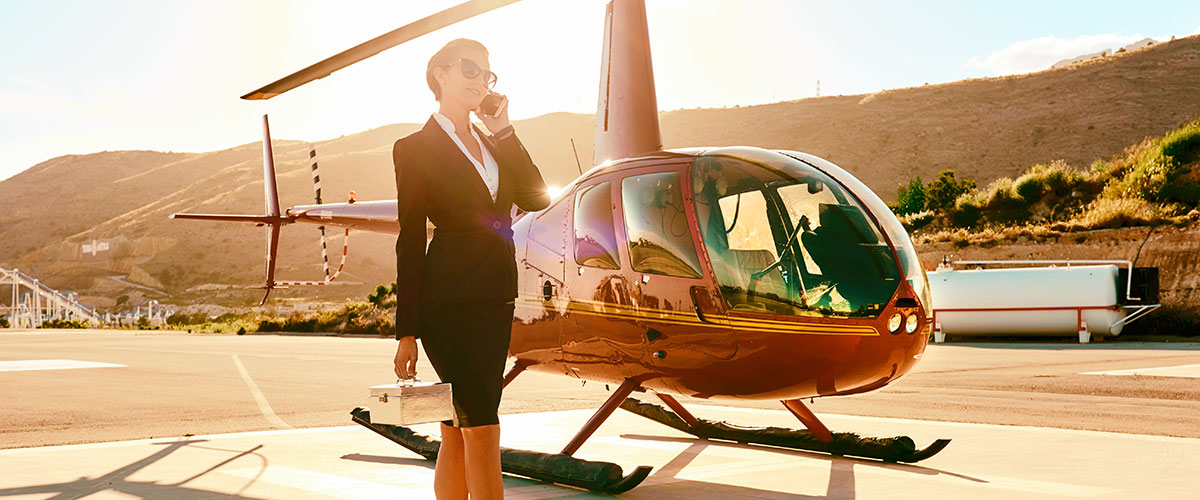 Helicopter Charters