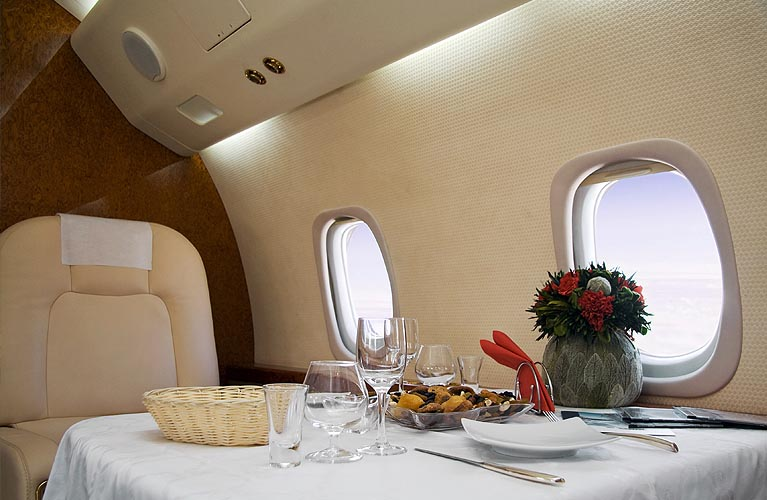 Private Jets - Music and film production air charters
