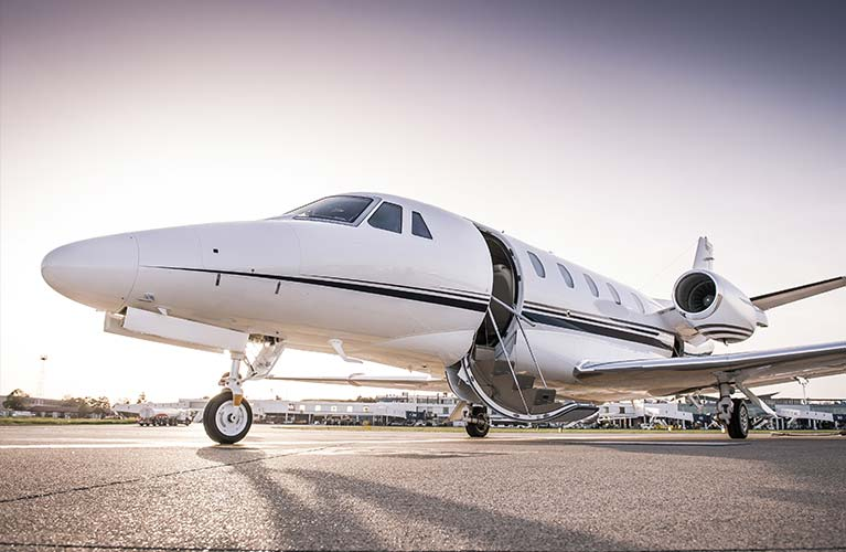 Private Jet Rental Aircraft