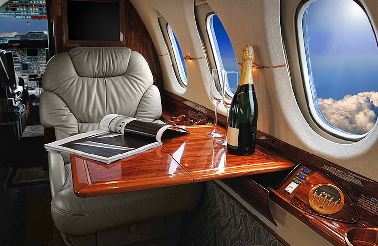 Private Jet Rental for Leisure