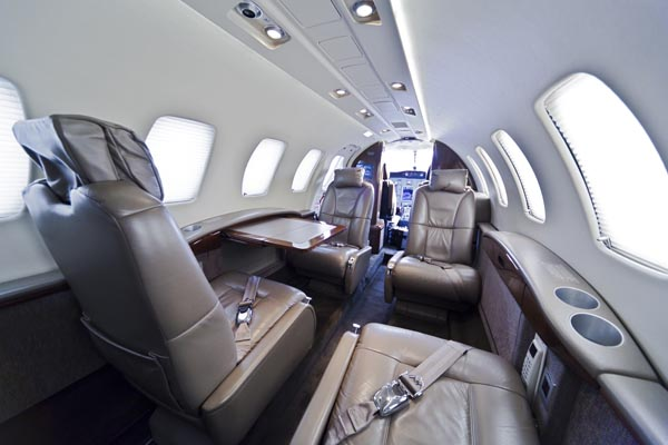 Business Jet - Remote Destination Charter