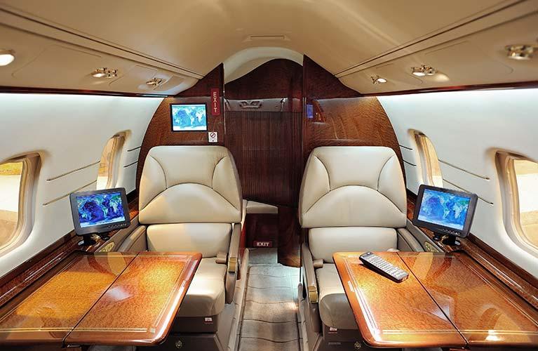 Luxury Private Jet Rentals