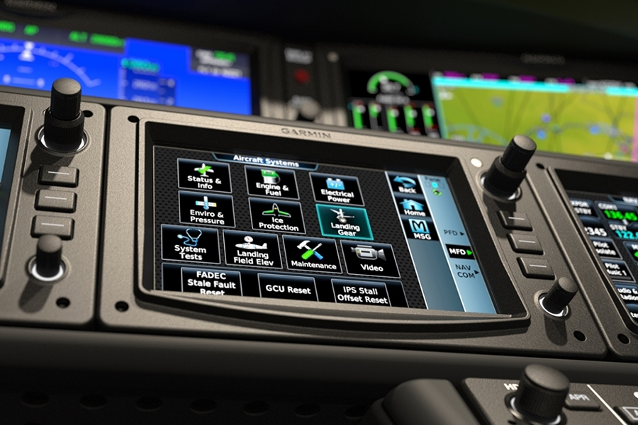 Cirrus Perspective Touch™ by Garmin® Cockpit