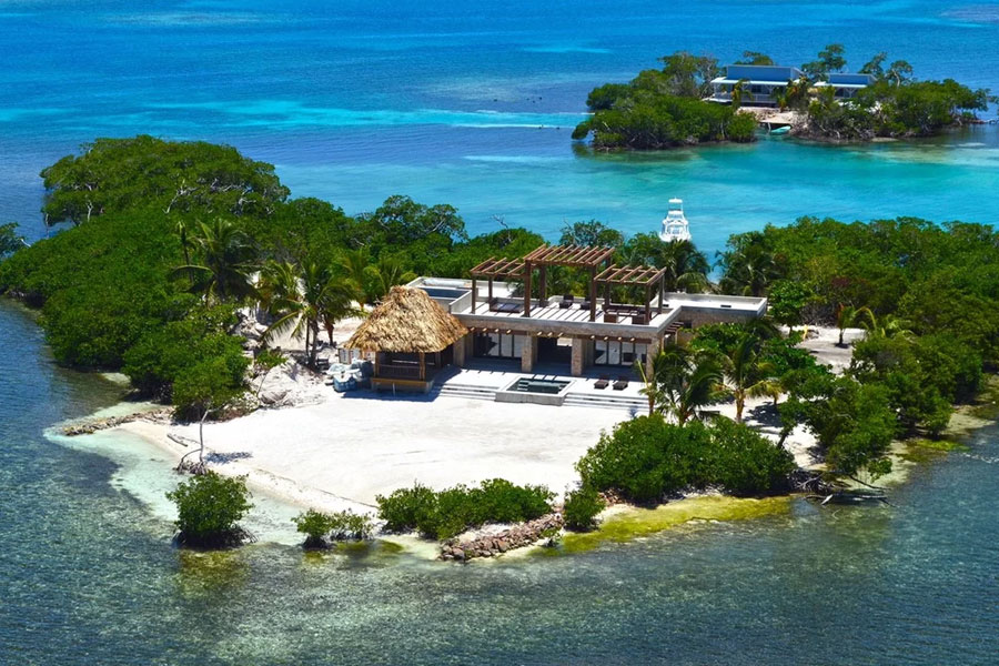 Gladden Private Island, Belize