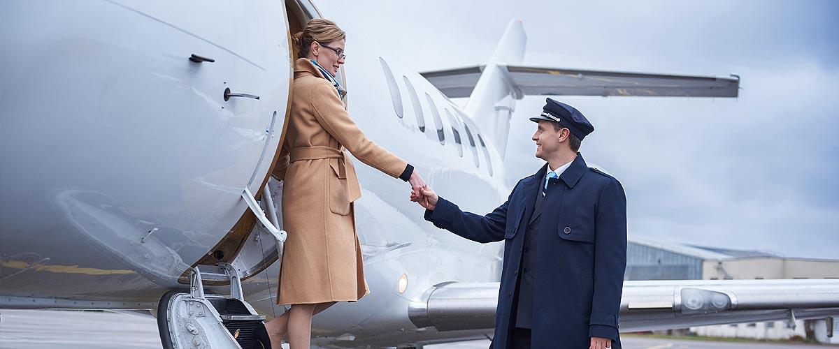 Jet Card vs Charters