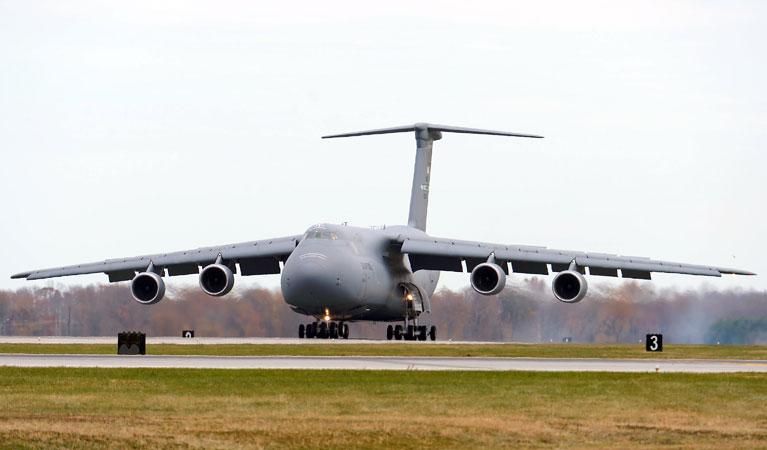 Lockheed Martin C-5M Super Galaxy