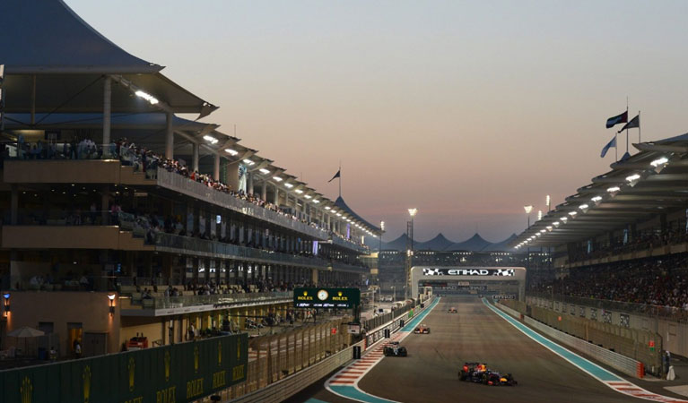 2018 Formula 1 Etihad Airways Abu Dhabi Grand Prix