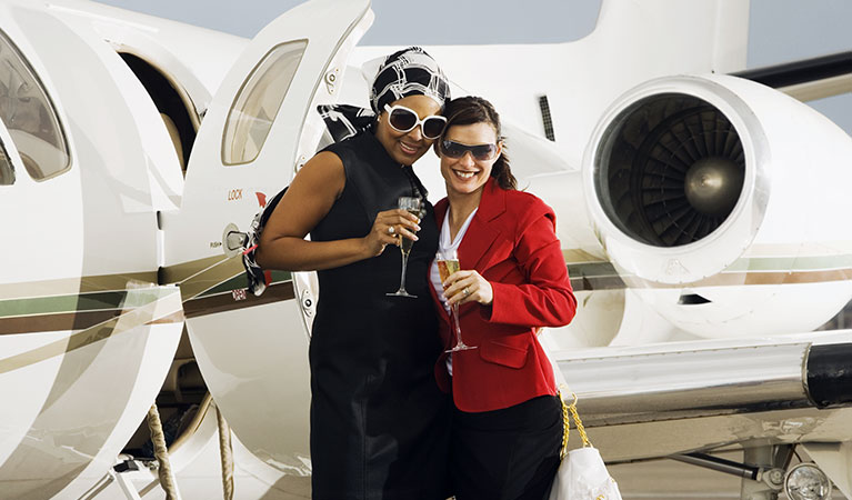 Jet Charters to the 2019 Academy Awards