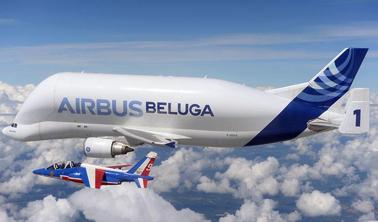 The original Airbus Beluga