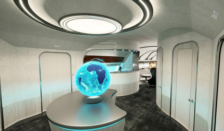 Airbus Harmony Interior Design