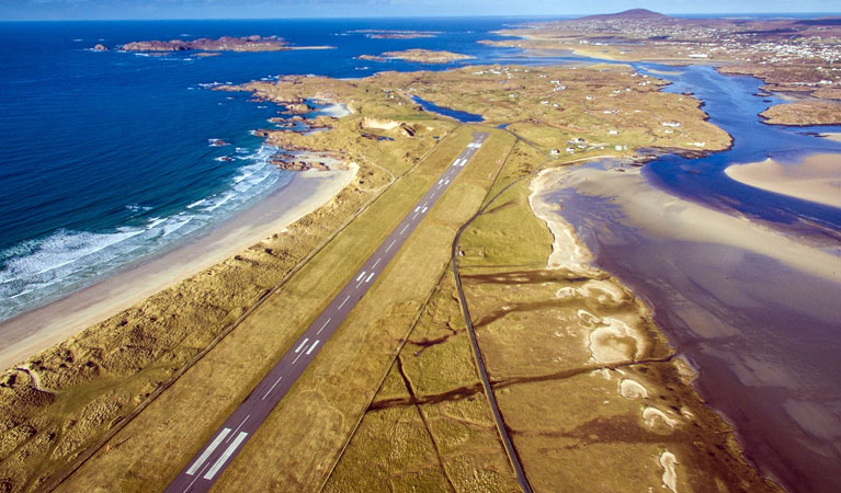 Ireland's Donegal Airport