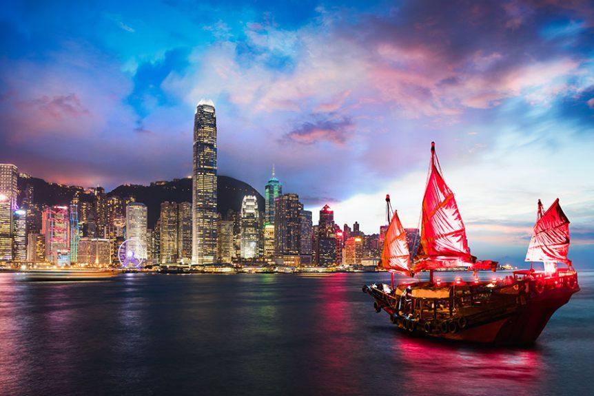 Air Charter to Hong Kong