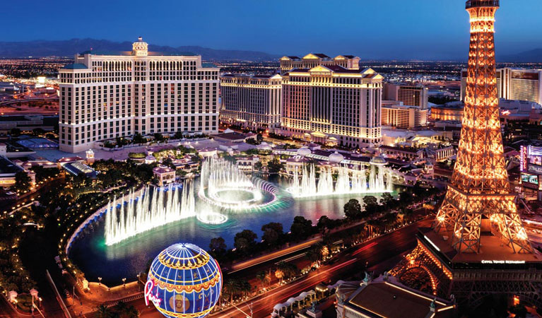 Las Vegas Jet Charter: On-Demand Private Travel to Sin City