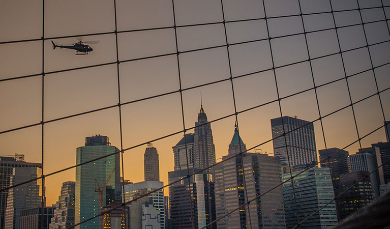 New York City Helicopter Transfers