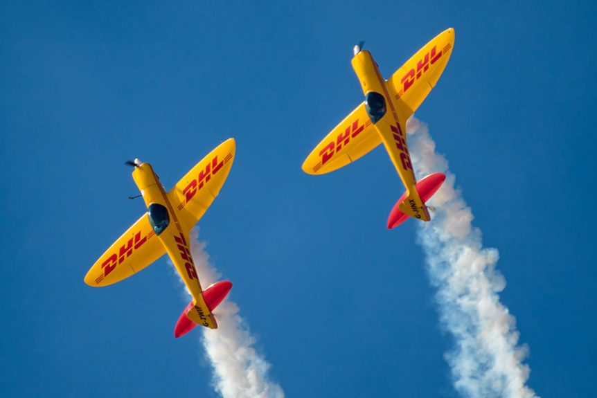 Top 20 aviation events