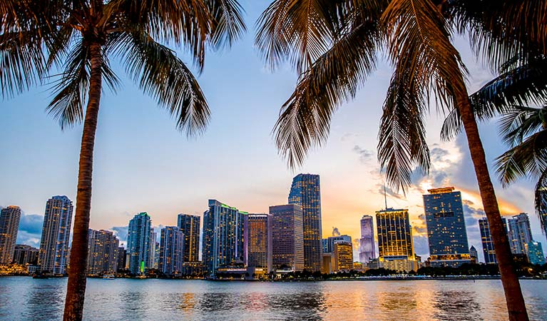 Jet Charters to Miami