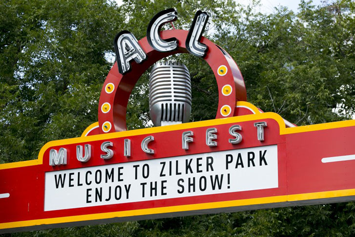 2018 ACL Music Fest Jet Charter: Arrive at Zilker Park in Austin in Style