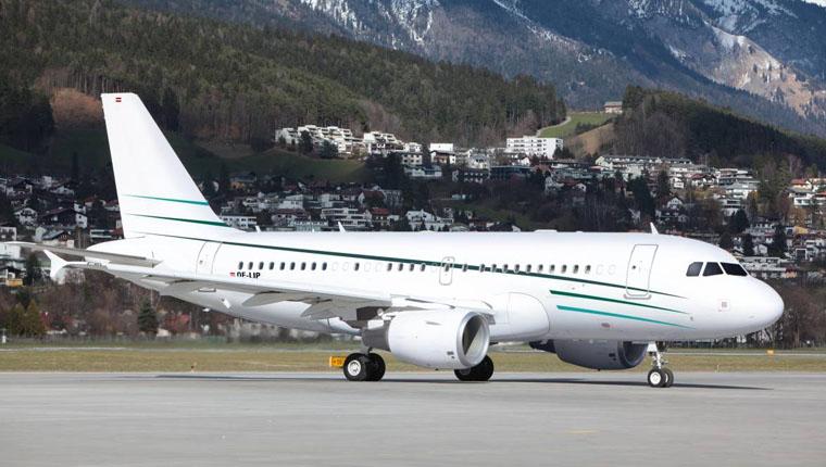Airbus ACJ319 - $80 Million