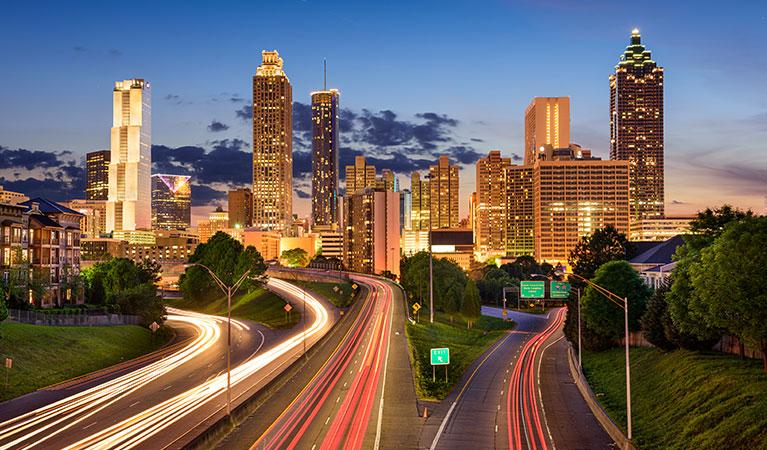 Jet Charters to Atlanta