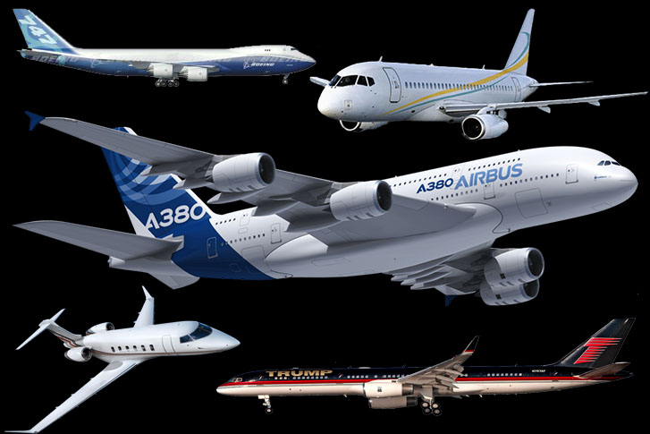 Five of the Most Expensive Private Jets in the World