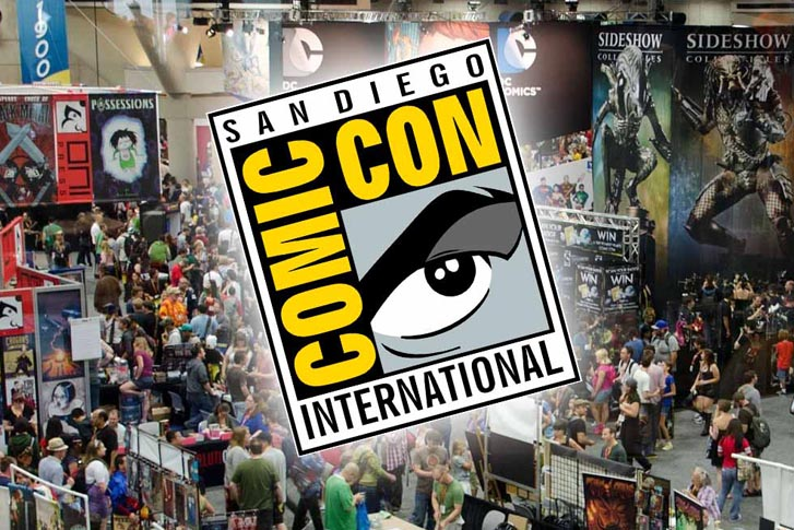 Private Jet Charter to the 2019 San Diego Comic-Con with Flex Air Charters