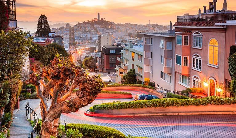 Jet Charters to San Francisco, California