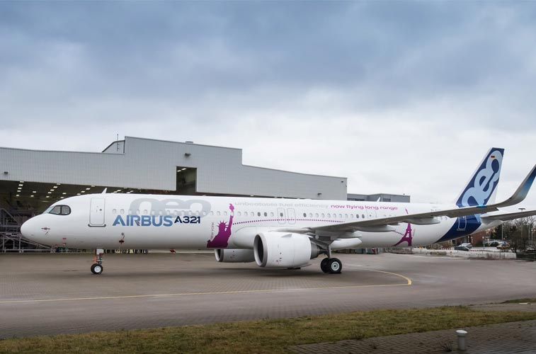 Airbus A321 Aircraft Leasing Programs