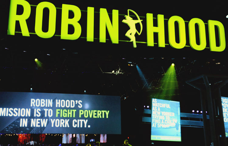 Attend the 2019 Robin Hood Foundation Gala with Flex Air Charters