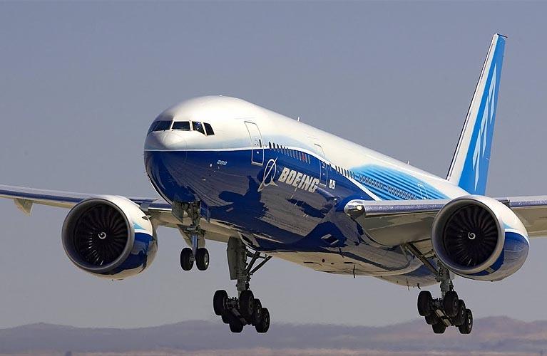 Boeing B777-200ER ACMI Leases