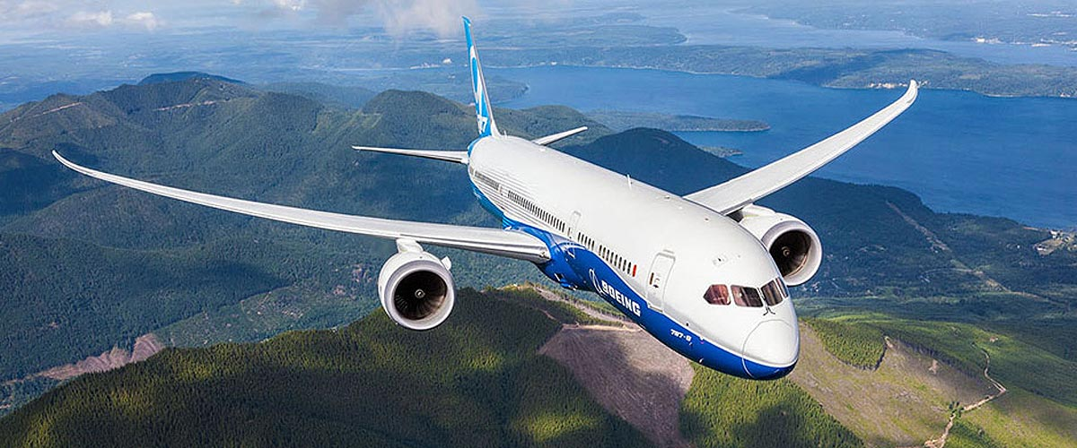 Boeing 787 Aircraft Leasing Programs