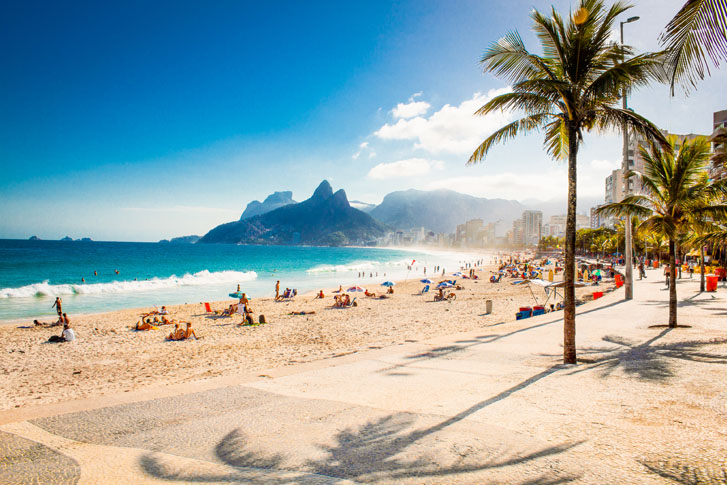 2019 Carnival in Rio de Janeiro Jet Charters