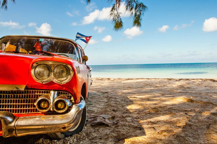 Private Air Charters to Cuba