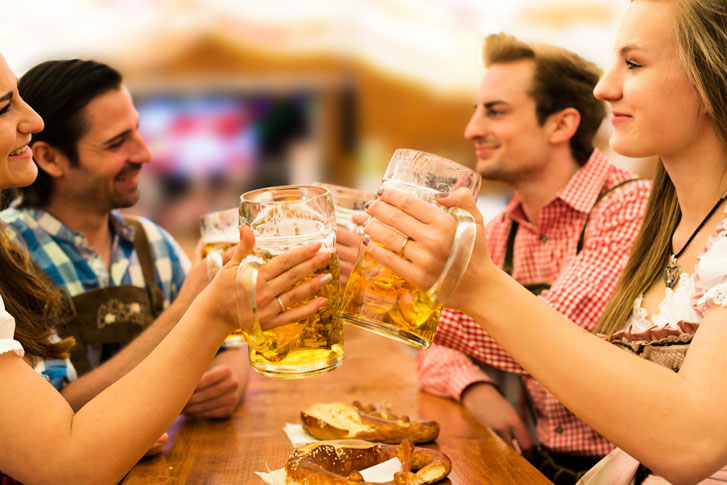 Fly the Skies to Reach the 2018 Oktoberfest Festival in Munich