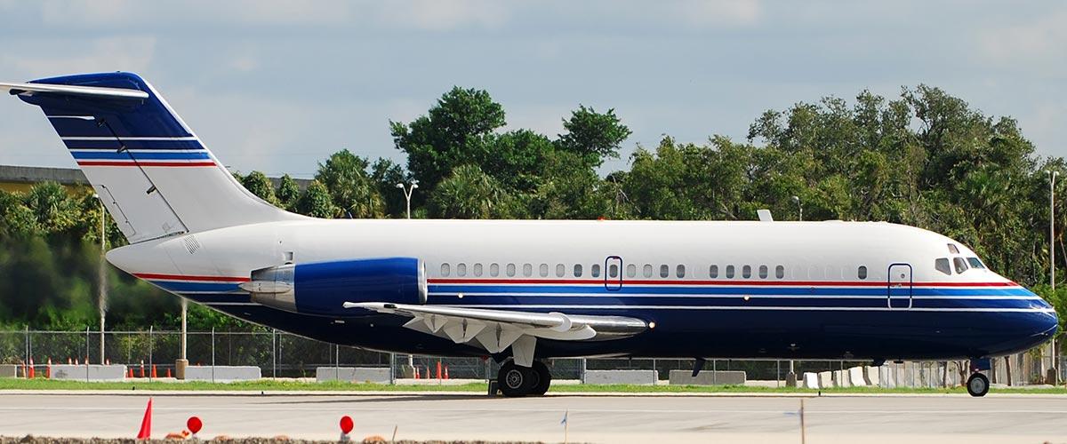 McDonnell Douglas DC-9 Aircraft Leasing Programs