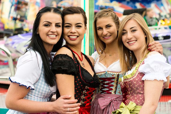 Oktoberfest Festival in Munich
