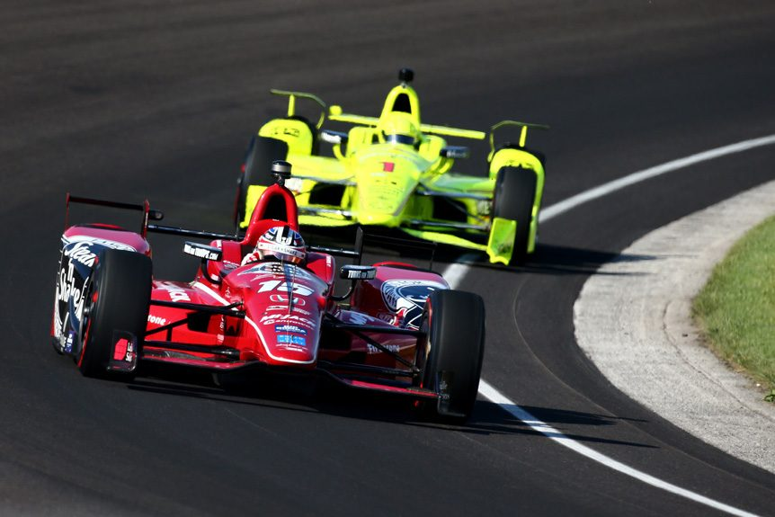 Take a Private Charter to the 2019 Indianapolis 500