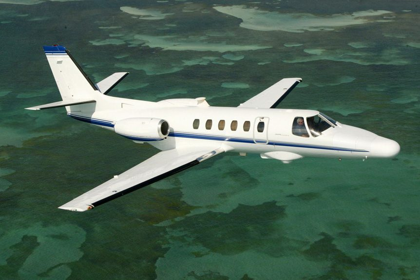 Cessna Citation II: Setting the Standard for Business Jets