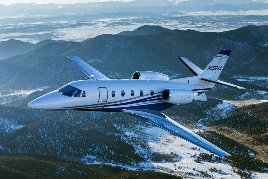 Cessna Citation XLS and XLS+: World's Most Popular Business Jets