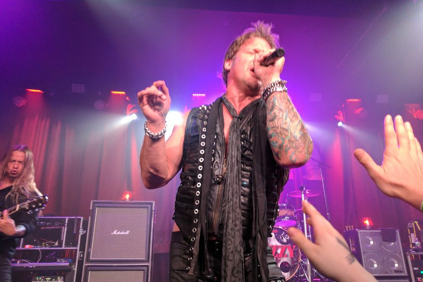 Chris Jericho Pulls the Ultimate Sneak Attack, Hops on Private Jet to Play Gig