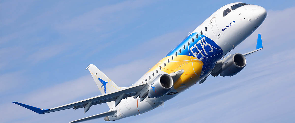 Embraer 175 Aircraft Leasing Programs