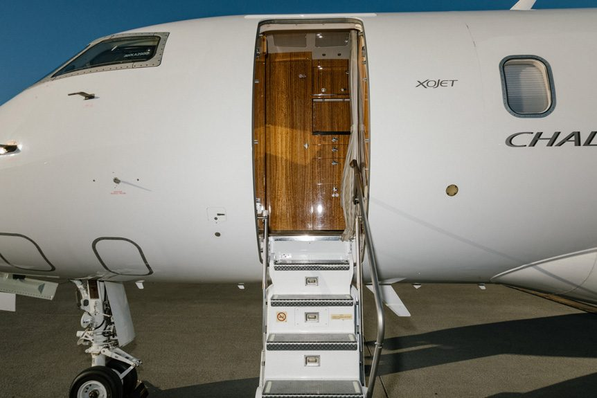 Flex Air Charters: Exclusive College Tours by Private Jet