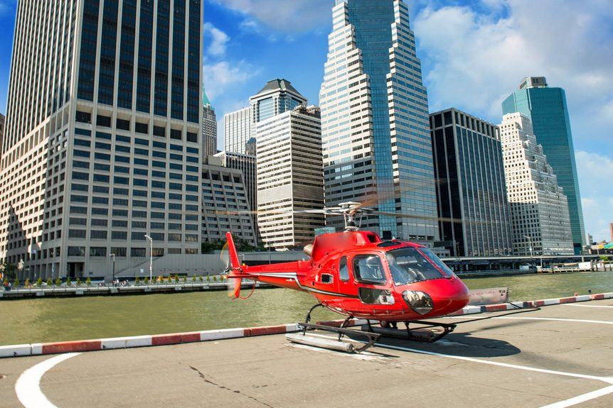 Flex Air Charters: Luxury Helicopter Charters To Any Destination