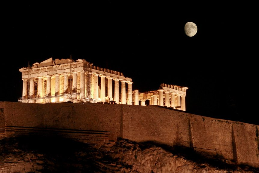 Private Jet Charter to the 2019 August Moon Festival in Athens, Greece