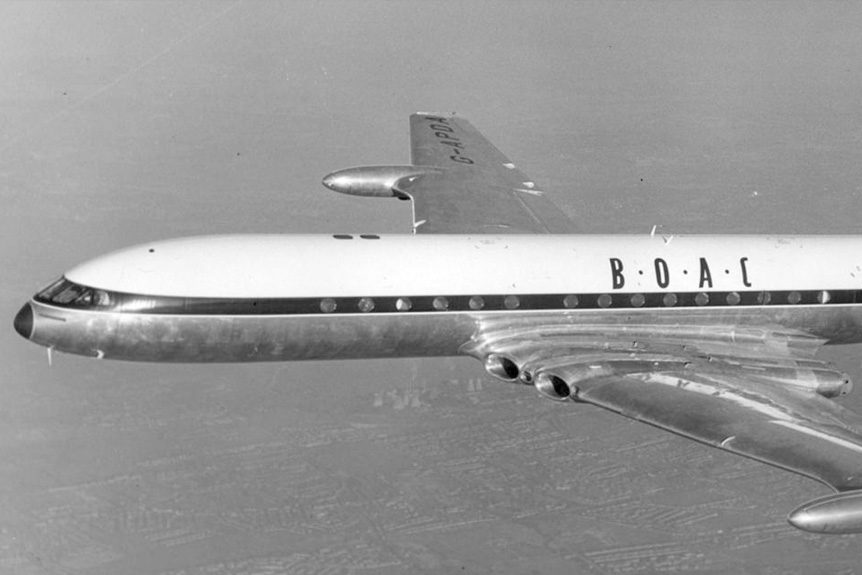 The de Havilland Comet: The Plane That Started It All